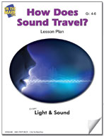 How Does Sound Travel?  Lesson Plan