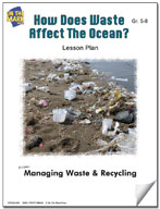 How Does Waste Affect the Ocean?  Lesson Plan
