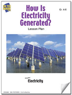 How is Electricity Generated Quiz Lesson Plan