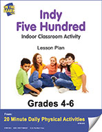 Indy Five Hundred Lesson Plan (eLesson eBook)