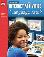Internet Activities for Language Arts Gr. 4-8 (Enhanced eBook)