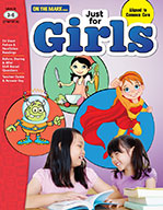Just for Girls Reading Comprehension Gr. 3-6 Aligned to Co