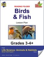 Life Science Animals & Habitats - Bingo Game