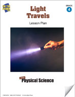 Light Travels Lesson Plan