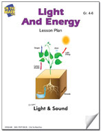 Light and Energy Lesson Plan
