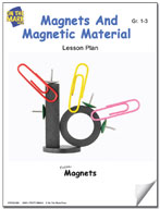 Magnets and Magnetic Material Lesson Plan