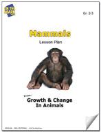 Mammals Lesson Plan