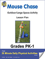 Mouse Chase Lesson Plan (eLesson eBook)