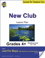 New Club (Fiction & Non-Sequential Text) Grade Level 1.5 A