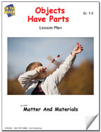 Objects Have Parts Lesson Plan