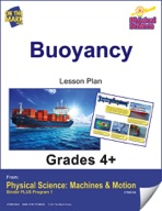 Physical Science - Buoyancy e-lesson plan
