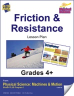 Physical Science - Friction and Resistance e-lesson plan