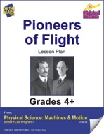 Physical Science - Pioneers of Flight e-lesson plan