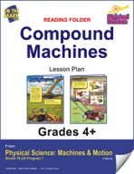 Physical Science - Reading Folder - Compound Machines