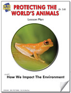 Protecting the World's Animals Lesson Plan
