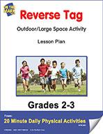 Reverse Tag Lesson Plan (eLesson eBook)