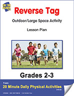 Reverse Tag Lesson Plan (eLesson eBook)