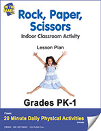 Rock, Paper, Scissors Lesson Plan (eLesson eBook)