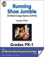 Running Shoe Jumble Lesson Plan (eLesson eBook)