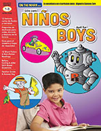 ¡Sólo para niños! Lectura-Comprensión/Just for Boys 1-