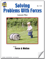 Solving Problems with Forces Lesson Plan