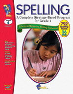 Spelling Grade 4 (Enhanced eBook)