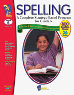 Spelling Grade 5 (Enhanced eBook)