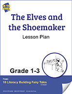 The Elves and the Shoemaker Aligned to Common Core Gr. 1-3