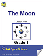 The Moon Gr. 1 (e-lesson plan)