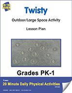 Twisty Lesson Plan (eLesson eBook)