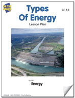 Types of Energy Lesson Plan