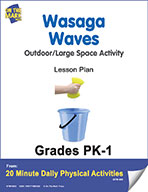 Wasaga Waves Lesson Plan (eLesson eBook)