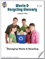 Waste & Recycling Glossary Lesson Plan