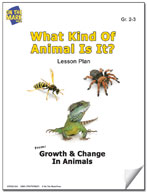 What Kind of Animal is It? Lesson Plan