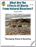 What are the Effects of Waste from Natural Disasters?  Les