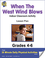 When the West Wind Blows Lesson Plan (eLesson eBook)