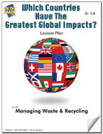 Which Countries Have the Greatest Global Impacts?  Lesson Plan
