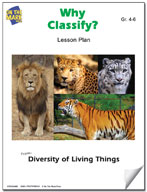 Why Classify? Lesson Plan