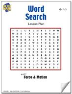 Word Search Lesson Plan