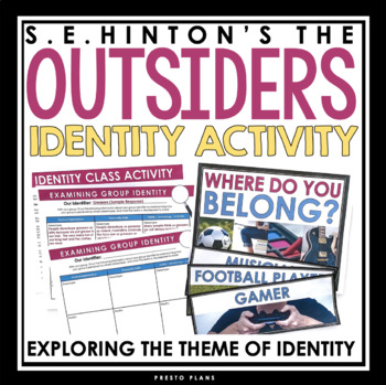 OUTSIDERS: IDENTITY