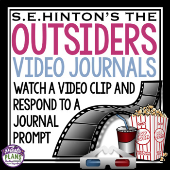 OUTSIDERS VIDEO JOURNALS