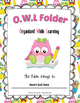 OWL Folder {EDITABLE VERSION}