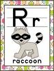 OWLS {Alphabet Strip 8x10}
