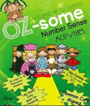 OZ-some Number Activities K-2