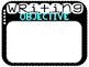 Objectives Signs - 6 Subjects + Titles