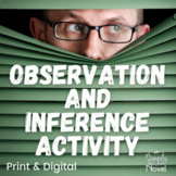 Teaching Observation, Inference, and Prediction {FREE}