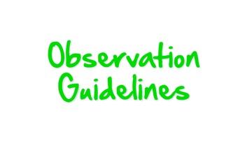 Observations Journal for Sociology