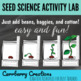 Observe Seed Germination With The Great Bean Race!