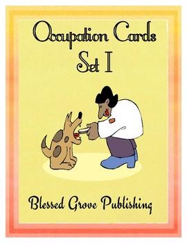 Occupation/Career Cards