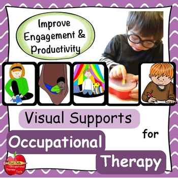 Occupational Therapy: Visual Supports for Treatment